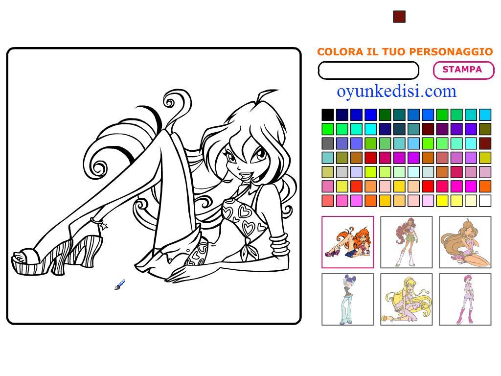 Видео про раскраски для девочек
